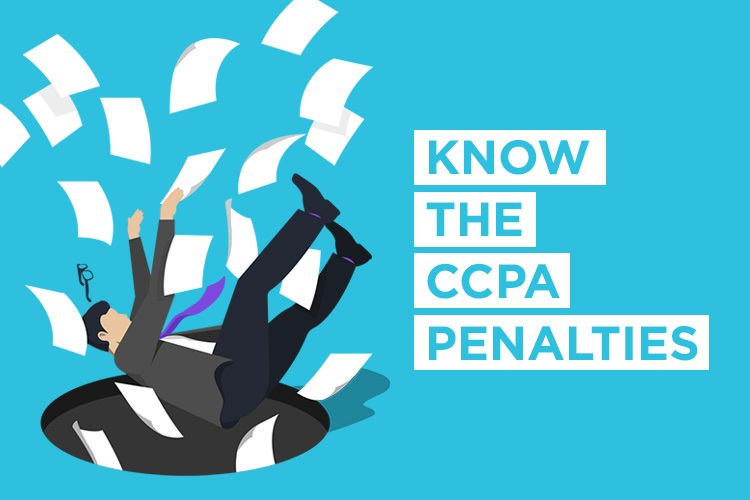 Know the CCPA penalties