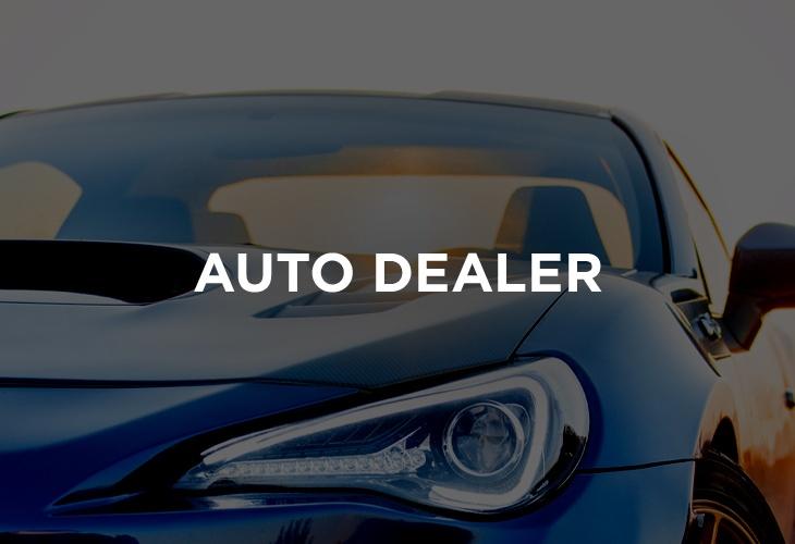 Auto Dealer Industry Image