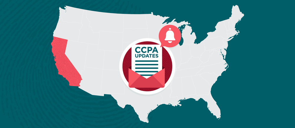 Updates to the CCPA
