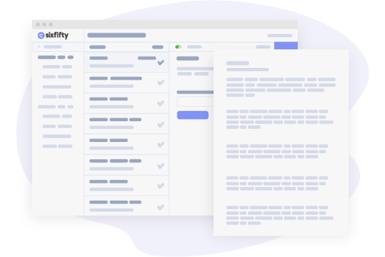 Return to work policies and forms from SIxFifty