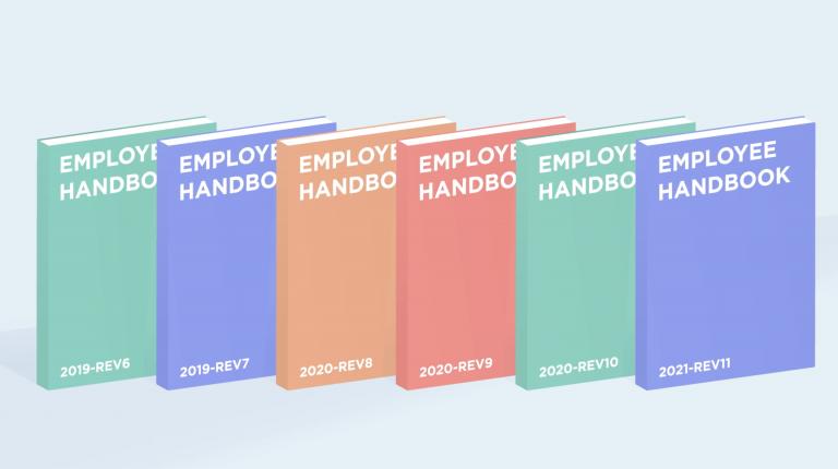 Employee Handbook Out of Date